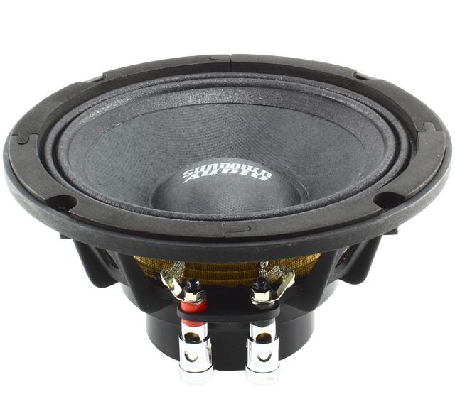 2 Neo Pro 8 Sundown Audio 8 4 Ohms Car Audio Midbass: 180wrms (PAR) › Sandviks