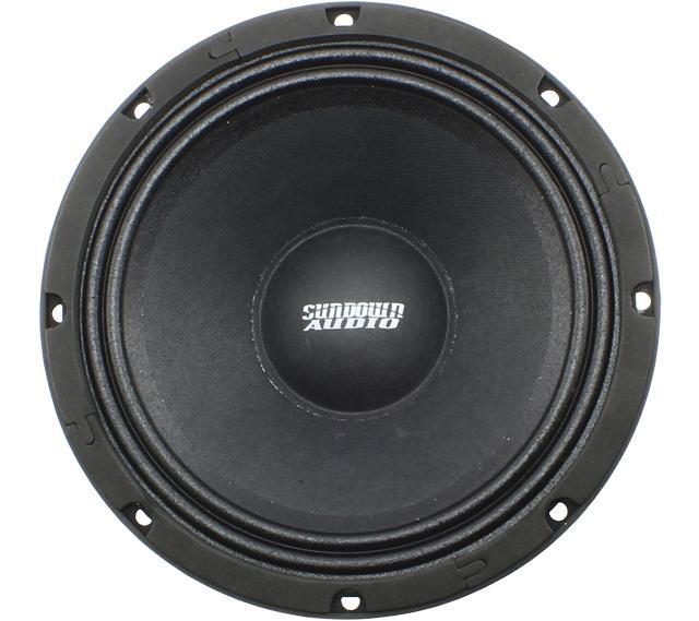 2 Neo Pro 8 Sundown Audio 8 4 Ohms Car Audio Midbass: 200wrms (PAR) › Sandviks